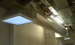 Presvetlenie kancelárií svetlovodmi Sunway pre Slovak Lines